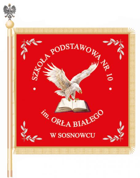 Szkoła Podstawowa nr10 im.Orła Białego wSosnowcu