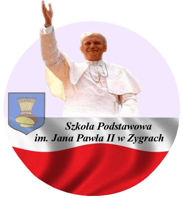 Szkoła Podstawowa im.Jana Pawła II wZygrach