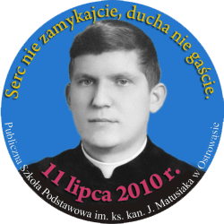 Szkoła Podstawowa Im.Ks.Kan. Jana Matusiaka WOstrowąsie