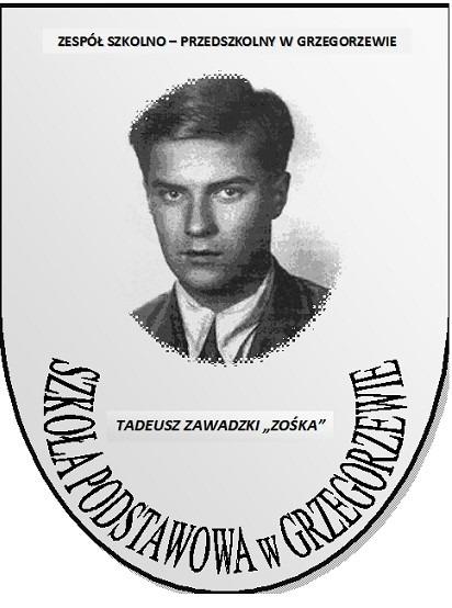 """Zespół Szkolno - Przedszkolny wGrzegorzewie im.Tadeusza Zawadzkiego """"Zośki"""""""