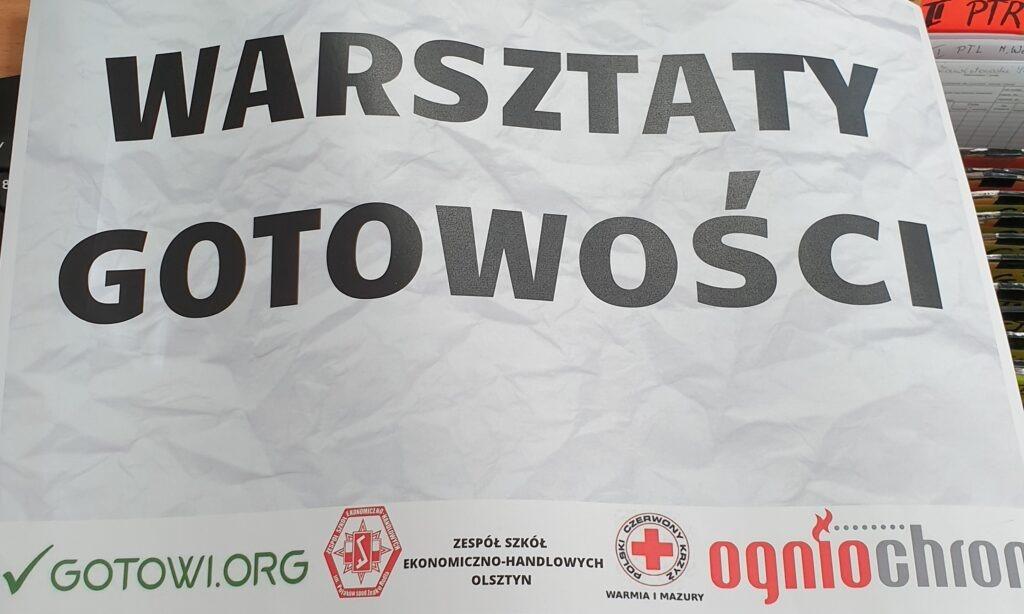 Warsztaty Gotowości Olsztyn 2021